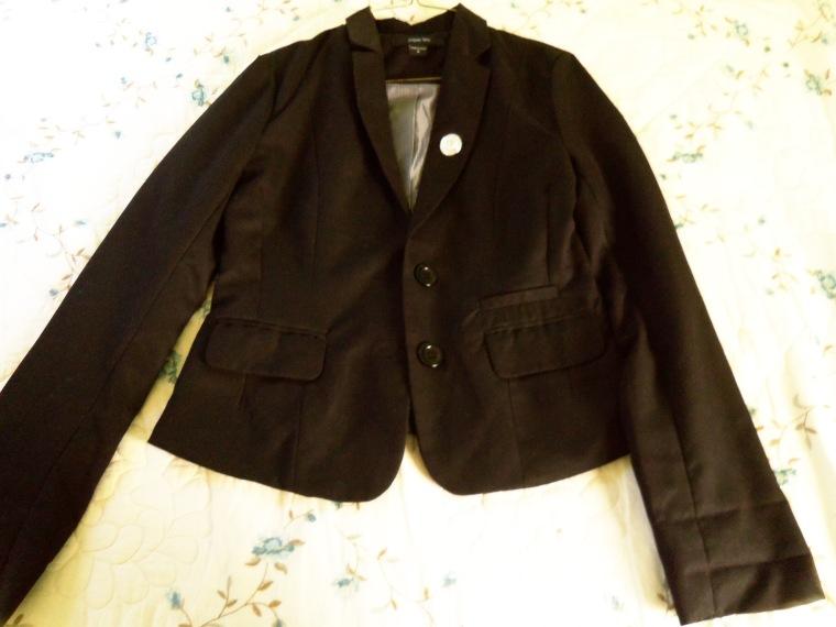 my newest blazer