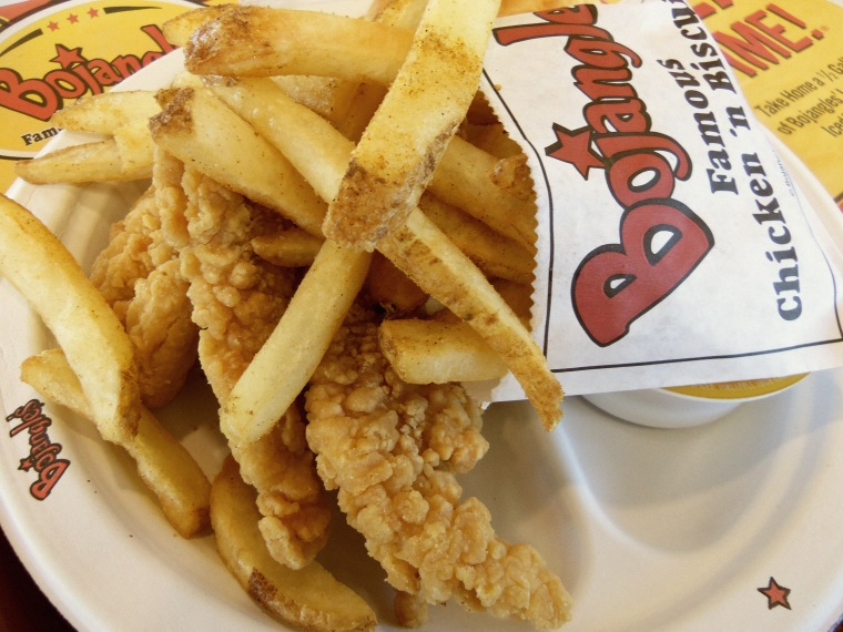 Chicken Cravings = Filled